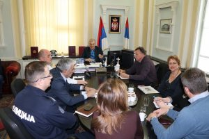 U Braničevskom upravnom okrugu  zasedao Okružni štab za vanredne situacije