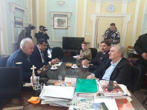 Састанак са представницима Министарства и Националног савета Влаха