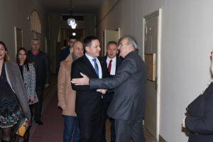 Министар Бранко Ружић у посети Браничевском управном округу и Пожаревцу