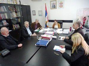 Начелник Браничевског управног округа  у радној посети општини Кучево